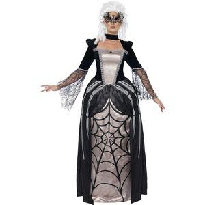 Black Widow Baroness Costume Size 16-18