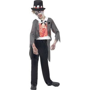 Zombie Groom Costume Teen Size Age 12 Years