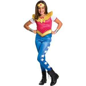 Childs Wonder Woman DC Superhero Costume Age 8-10