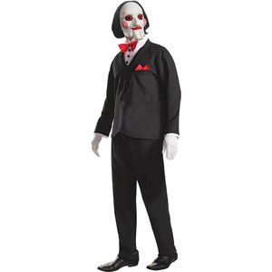 Official Saw Billy the Puppet Costume Size XL