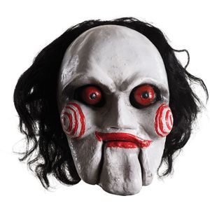 Deluxe Billy the Puppet Latex Mask
