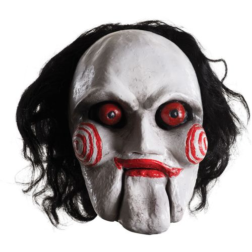 Billy Saw Puppet Master Halloween Fancy Dress Accessory Costume