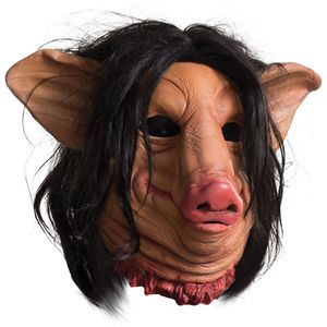 Deluxe Pig Saw Face Mask