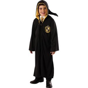 Childs Deluxe Harry Potter Hufflepuff Robe Age 3-4 Year