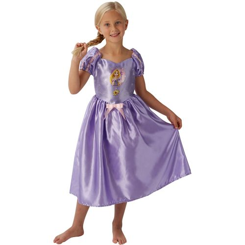 Childs Disney Fairytale Princess Rapunzel  Fancy Dress Costume Age 3-4 Years