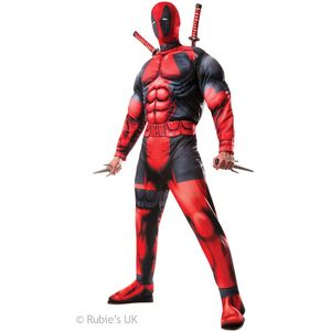 Deluxe Deadpool Costume Size XL