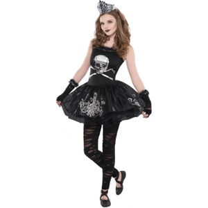 Zomberina Zombie Fancy Dress Teen Size Age 12-14 Years