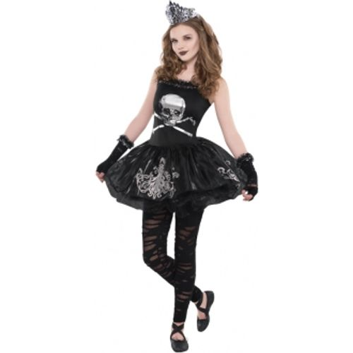 Zomberina Zombie Halloween Fancy Dress Costume Teen Size Age 14-16 Years