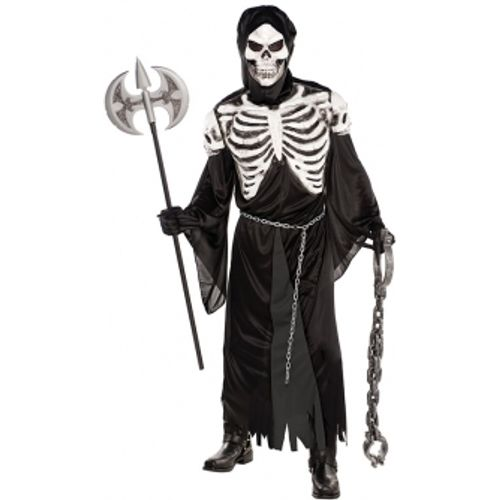 Crypt Keeper Ghoul Plus Size Halloween Fancy Dress Costume