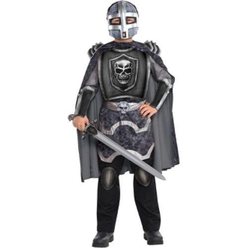 Knight Terror Halloween Fancy Dress Costume Teen Size Age 14-16 Years