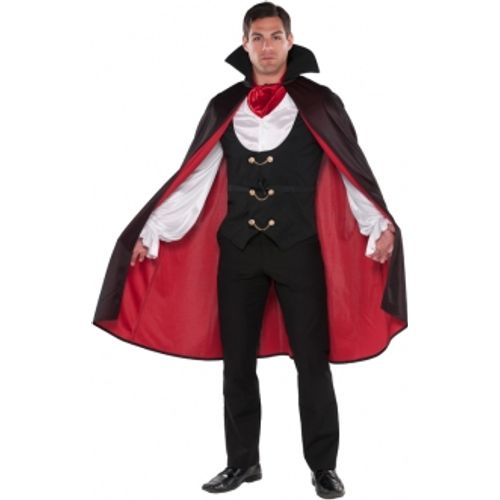 True Vampire Plus Size Halloween Fancy Dress Costume
