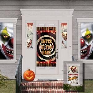 Creepy Carnival Scene Setter Decoration Kit