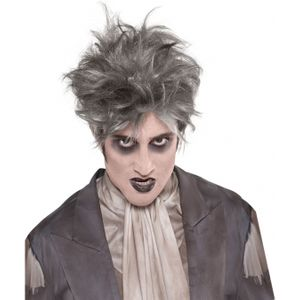 Zombie from the Crypt Fancy Dress Wig