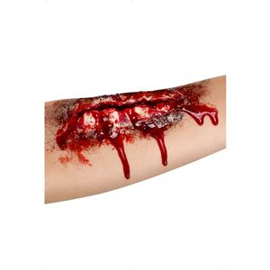 Open Wound Latex Scar Kit