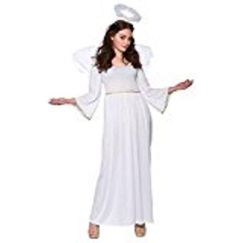 Angel Plus Size Christmas Fancy Dress Costume Size 22-24