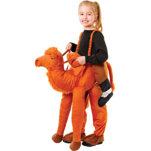 Childs Step In Nativity Camel Fancy Dress Costume