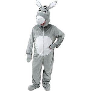 Donkey Nativity Big Head Mascot Costume