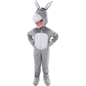 Childs Donkey Big Head Costume Age 9-11 Years