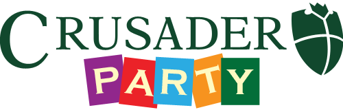 Crusader Party logo