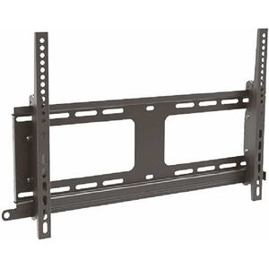 """Anti Theft Heavy-Duty Tilting Wall Mount 3"""" to 70"""" 80kg"""