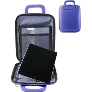 Luxury iPad Case - Purple
