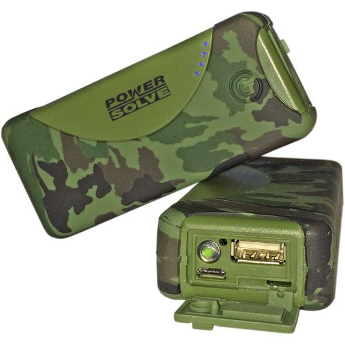 Camouflage Green rectangular