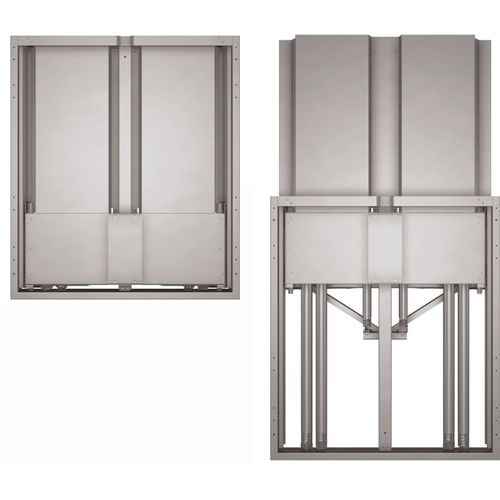 "Balance Box - Promethean HA Wall Mount 55""&65"