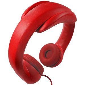 Almost Unbreakable Headphones (Red)