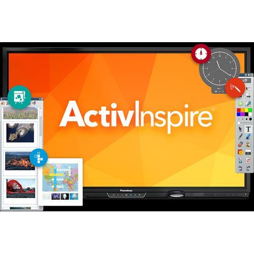 """ActivPanel Cobolt 65"""" 4K Interactive Display"""