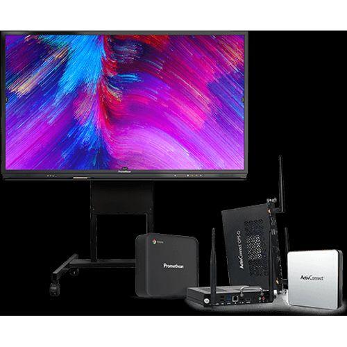 """ActivPanel Nickel 65"""" 4K Interactive Display"""