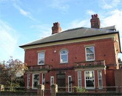 Oxford House in Ruddington, Nottingham