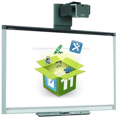 """SMART Board 880i(5) 64"""" With UF75 Projector"""