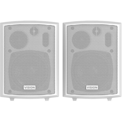 VISION SP-800P Active Speakers 2x12w