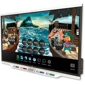 SMART Board 7200 Series Interactive Panel with iQ 4K UH