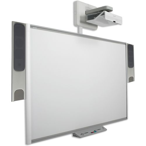 "Smart Whiteboard 680 77"" with EB-670 Projector"
