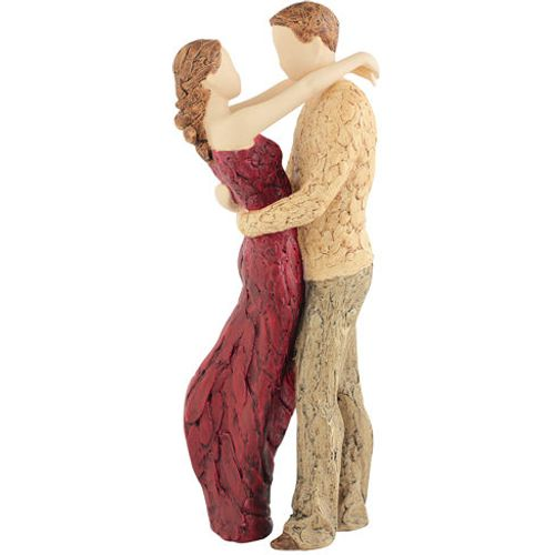 More Than Words One True Love (Red) Figurine