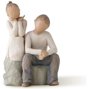 Willow Tree Brother & Sister Figurine