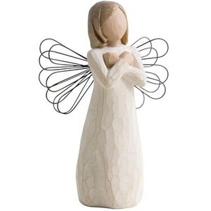 Willow Tree Sign for Love Angel Figurine