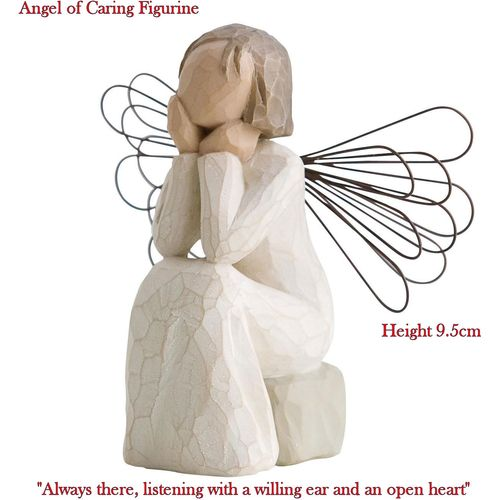 Willow Tree Angel of Caring Figurine 26079