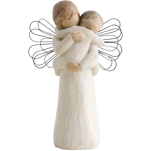 Willow Tree Angel`s Embrace Angel Figurine 26084