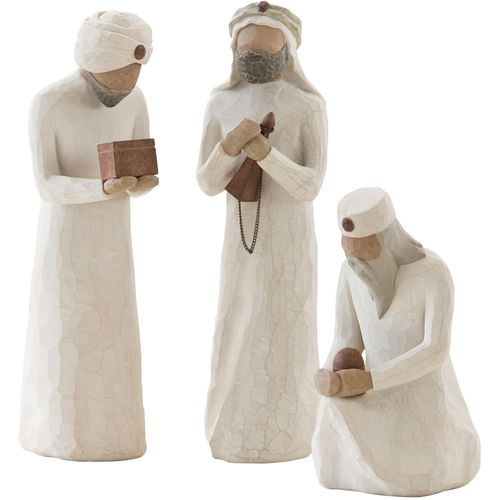 Willow Tree Three Wise Men Nativity Figurine Set 26027