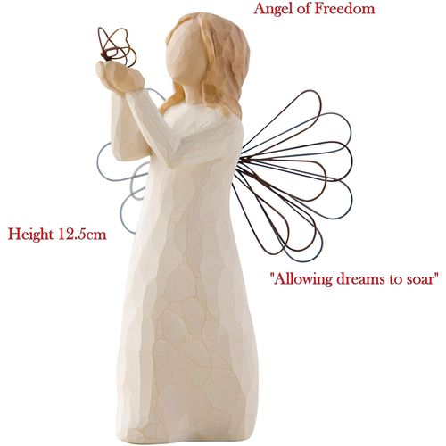 Willow Tree Angel of Freedom Figurine 26219