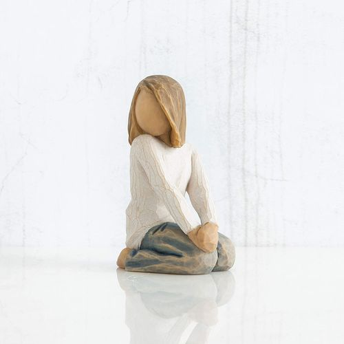Willow Tree Joyful Child Figurine 26223