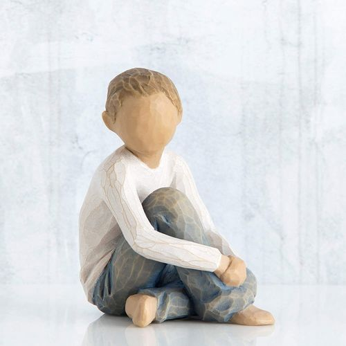 Willow Tree Caring Child Figurine 26228