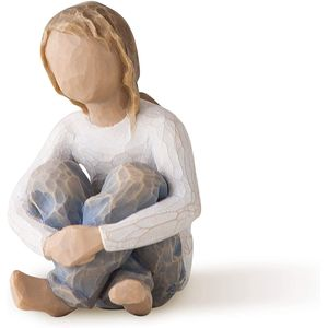 Willow Tree Spirited Child Figurine