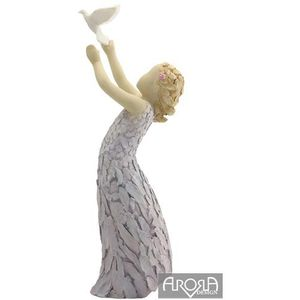 More Than Words Follow Your Dreams Figurine (Grey)