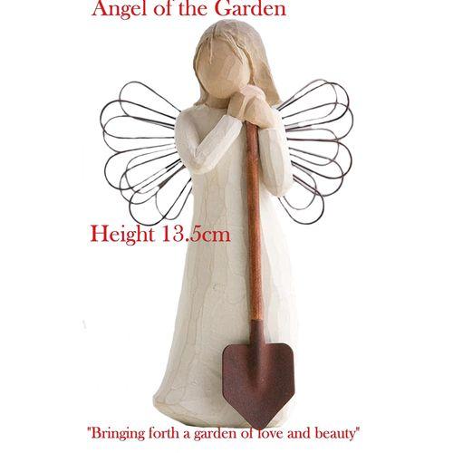Willow Tree Angel Of The Garden Figurine 26103