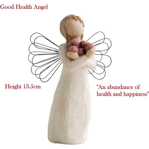 Willow Tree Good Health Angel Figurine 26123