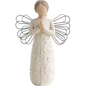 Willow Tree A Tree, A Prayer Angel Figurine