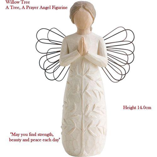 Willow Tree A Tree, A Prayer Angel Figurine 26170